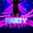 Party backround — Stock Vector #15906449