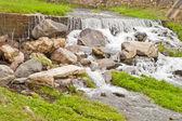 красивый водопад сцене в турции — Стоковое фото