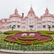 Stock Photo: Beautiful Scene in Disneyland ,Paris France