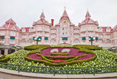 Beautiful Scene in Disneyland ,Paris France — Stock Photo