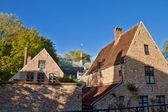Beautiful Scene in Brugge ,Belgium — Foto Stock