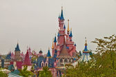 Fun Tİme in Disneyland,Paris France — Stock Photo