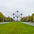 Scene in Atomium,Belgium — Stock Photo