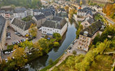 Scene in Luxemburg ,Europe — Stock Photo