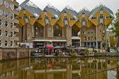 Scene in Rotterdam,Holland Europe — Stock Photo