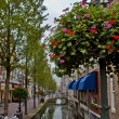 Stock Photo: Scene in Delft,Holland Europe