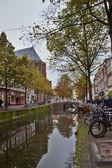 Scena a delft, olanda europa — Foto Stock
