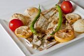 Delicious Grill Fish — Foto Stock