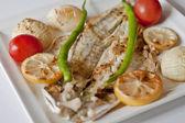 Delicious Grill Fish — Photo