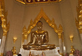 Temple interior Wat Pho bangkok thailand — 图库照片