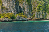 Isla de james bond, tailandia — Foto de Stock