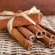 Cinnamon sticks — Stock Photo #14732013