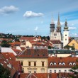 Zagreb — Stock Photo
