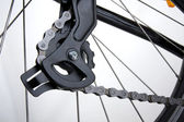 Part of bicycle — Stock Photo