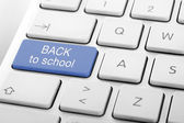 Wording Back to School — Stock Photo