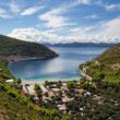 Prapratno bay — Stock Photo