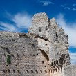 Ruins of castle — Stock Photo