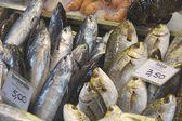 Sale of fish — Stock Photo