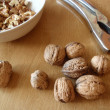 Nuts on the table — Stock Photo #14718479