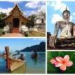 Thailand art — Stock Photo
