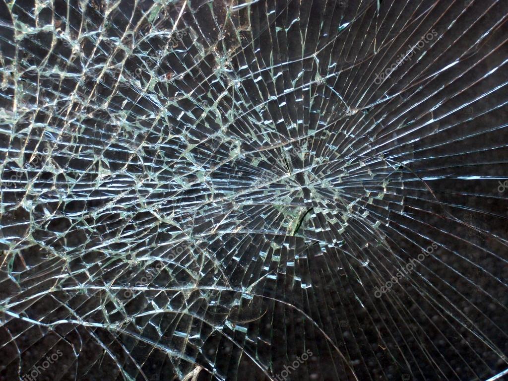 как сделать фото эффект битого стекла
