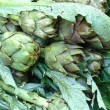 Artichoke closeup — Stock Photo