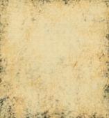 гранж желтый фон текстура бумаги — Стоковое фото