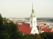 Katedrála v Bratislavě — Stock fotografie