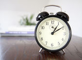 Alarm clock detail — Stock Photo