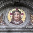 Stock Photo: Religious mosaic of jesus christ