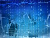 Online investeringen — Stockfoto