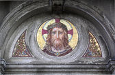 イエス ・ キリストの宗教のモザイク — ストック写真