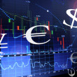 Stock Photo: Forex concept