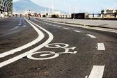 Cyclo road — ストック写真