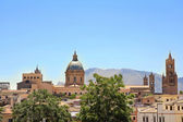 Palermo cityscape — Stock Photo