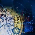 Euro invest concept — Stock Photo