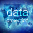 Data protection — Stock Photo