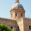 Stock Photo: Cathedral cupola