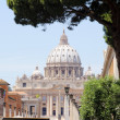 Basilica san pietro, vatican — Stock Photo