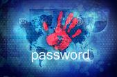 Password — Stock Photo