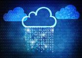 Bulut veritabanı — Stok fotoğraf