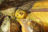 Buddha statue dambulla — Stock Photo
