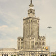 Stock Photo: Palace of culture warsaw