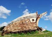 Ship wreck — Stock Photo