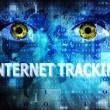 Internet tracking — Stock Photo #41145199