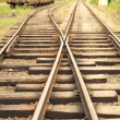 Rail tracks — Stock Photo #41147285