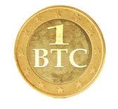 Bitcoin — Stock Photo