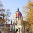 Budapest parliament — Stock Photo #42356485