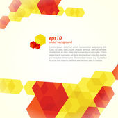 Abstract Geometrical Background — Stock Vector