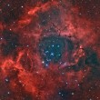 Rosette Nebula — Stock Photo